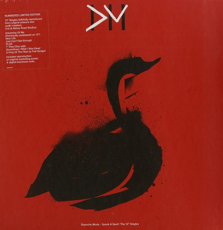 Depeche Mode: SPEAK & SPELL:THE 12INCH BOX