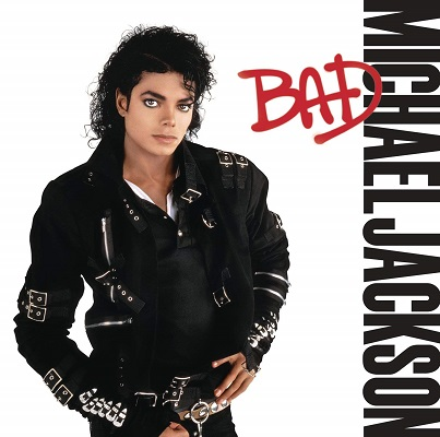 Michael Jackson Bad (LP vinyl)
