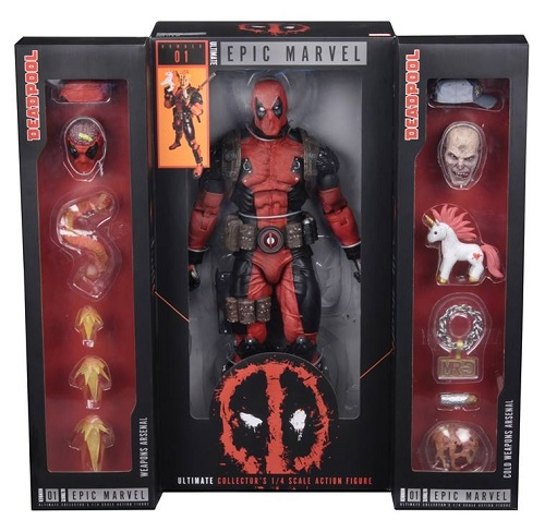 Deadpool Figurka