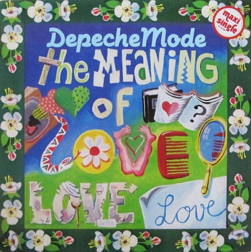 Depeche Mode Meaning of Love (Maxi LP vinyl)