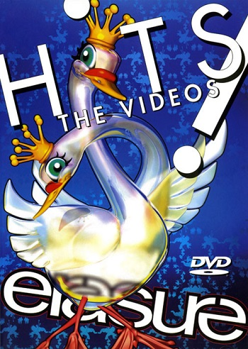 Erasure HITS The Videos DVD