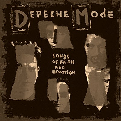 Depeche Mode Songs of Faith and Devotion 1.VYDÁNÍ
