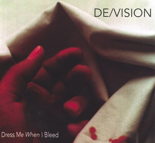 De/Vision Dress Me When I Bleed Maxi CD