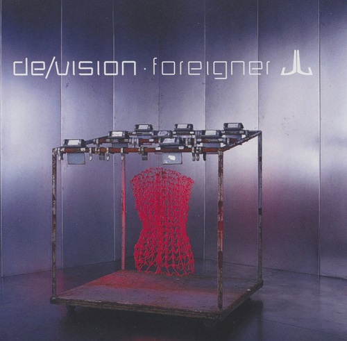 De/Vision Foreigner Maxi CD