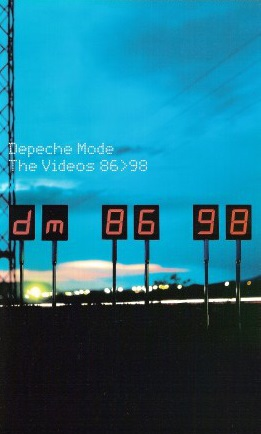 Depeche Mode The Videos VHS