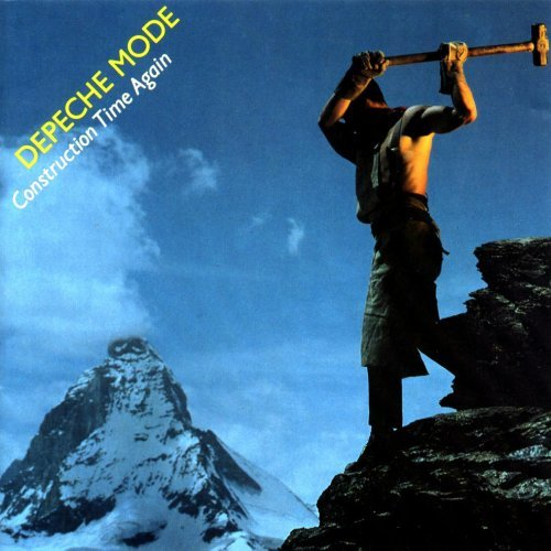 Depeche Mode Construction Time Again (LP vinyl)