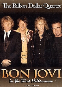 Bon Jovi The Billion Dollar Quartet