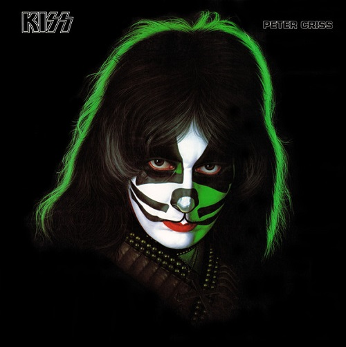 Kiss Peter Criss (vinyl)